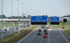 A2 Autenasekade-2 (European Roads) Tags: road 2 netherlands highway freeway nl a2 2x4 interchange everdingen autosnelweg knooppunt rijksweg autenasekade