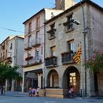 Ajuntament, Plaça Major, Santa Coloma de Queralt, Conca de Barberà thumbnail