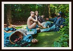 Le déjeuner sur l'herbe (M.D. Photos) Tags: groundsforsculpture hamiltonnj ledéjeunersurlherbe edouardmanet 082212