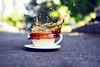 Coffee splash (wood.delaney) Tags: cup coffee f18 dslr d3000 cookiesplash coffeesplash
