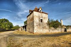 Espédaillac (dprezat) Tags: espédaillac maison ferme pierre causses france departementdulot midipyrenees 46 sudouest quercy sonyalpha700 occitanie occitania