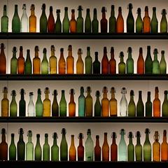 Flaschensammlung (Nitekite) Tags: canon kln bier brauhaus klsch altglas flickrtreffen nitekite gaffelamdom
