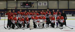 2012 Team Canda preparing for Amsterdam Ice Hockey Cup 2012)