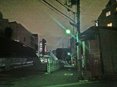 436 (Moto I.) Tags: urban cityscape nightview iphone fragments