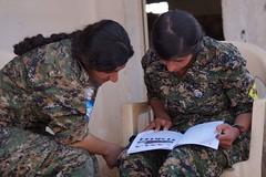 Kurdish YPG Fighters (Kurdishstruggle) Tags: ypg ypj ypgypj ypgkurdistan ypgrojava ypgforces ypgkmpfer ypgkobani ypgwomen ypgfighters kmpfer yekineynparastinagel kurdischekmpfer war warphotography warriors freekurdistan berxwedan jinjiyanazadi jinenazad struggle freiheitskmpfer kobane kobani efrin hasakah qamishlo afrin rojava rojavayekurdistan westernkurdistan pyd syriakurds syrianwar kurdssyria krtsuriye kurd kurdish kurden kurdistan krt kurds kurdishforces syria kurdishregion suriye kurdishmilitary military militaryforces feminism militarywomen feminist kurdisharmy syrien kurdishfreedomfighters kurdishfighters fighters womenfighters femalefighters kurdishwomenfighters kurdishfemalefighters