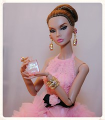 Bon Bon:  Miss Amour Poppy Parker (JennFL2) Tags: 2016 bon collection miss amour poppy parker integrity toys 12 fashion doll articulated