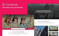 TRAVELGUIDE - Travel Guides, Places and Directions (Ansonika Themes) Tags: attractions audiotravelguides cityguides directory hotels museumguides restaurant tourism tourist touristguide tours travel travelguide