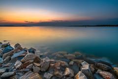 Sunset Croatia (Bondikaka) Tags: sunset sea landscpae seascape nature water sky outdoor coast longexposure sonya7rii sony1635 ngc