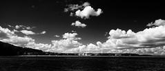 Clouds (mrburton75) Tags: ozean meer rgen insel schwarzweis weis schwarz white black chrom mono monochrom baltic ostsee binz porn wolken clouds