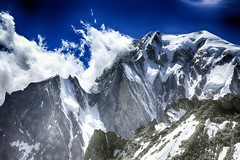 Mont Blanc (Rizzi Andrea) Tags: flickr landscape montblanc valledaosta italy colors mountain ice sky skyway canon tamron montebianco vette roccia fotografia beatiful paesaggio snow panorama nuvole travel tourism turismo trekking nature photography