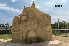 019 - Burgas - Sand Sculptures Festival 2016 - 24.08.16-LR (JrgS13) Tags: bulgarien filmhelden outdoor reisen sand sandscuplturefestivals sandskulpturenfestival urlaub burgas