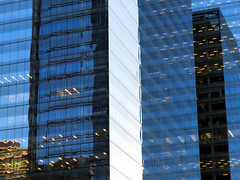 Toronto Skyscraper (duaneschermerhorn) Tags: architecture architect modern contemporary modernarchitecture contemporaryarchitecture building skyscraper toronto ontario canada glass windows glassfacade glassclad reflective reflection
