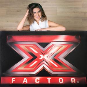"""Inexperiente, Fernanda Paes Leme diz estar segura com estreia de """"X-Factor"""""""