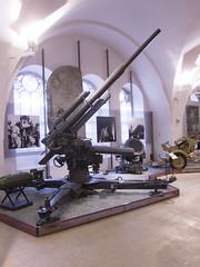 WWII anti-aircraft gun (quinet) Tags: 2013 austria autriche fliegerabwehrkanone heeresgeschichtliches museumofmilitaryhistory vienna vienne wwii wien antiaircraft artillerie artillery flak sterreich