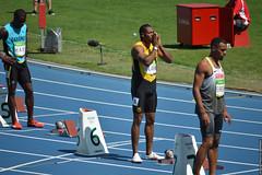 DSC_4797 (lenpereira) Tags: rio2016 olimpiadas2016 2016olympics atlestismo athletics teamjamaica yohanblake nikond3200 olimpadas olympics atletas athletes 200m 200mrasos