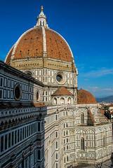 Catedral de Florencia (Leandro Fridman) Tags: catedral florencia iglesia cpula arquitectura religin nikond60 nikon d60