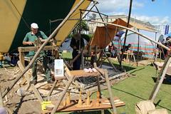 Eastbourne Lammas Festival 2016 (Daves Portfolio) Tags: eastbourne lammasfestival 2016 lammas woodwork woodturning lathe ancient craftsman craftsmen craft