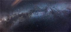 Milky Way over Afan Valley (Explored) (iCimages.net aka Steve Everitt) Tags: flickraward pentaxflickraward stars night pentax astrotracer galaxy astro space milkyway blaengwynfi wales unitedkingdom gb
