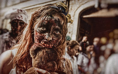Stockholm Zombie Walk 2016 (Subdive) Tags: stockholmzombiewalk zombie zombies parade zombiewalk horror gore blood