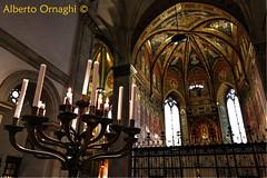 Basilica della S. Casa Loreto, interno. (Alberto04) Tags: basilica loreto church chiesa europa europe italy italia flickr foto canoneos700d hdr photomatix