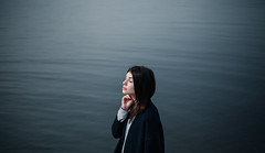 Alla (vl.kalinin) Tags: girl cold port portrait canon 50mm sigma girls model fashion