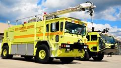 Gary Fire Department ARFF Rescue 2 (nick123n) Tags: arff ambulance emergency fire truck rig gary fd indiana airport crash