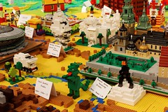 LEGO 3d Map of Poland (the_jetboy) Tags: lego map zbudujmyto poland polska