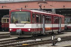 Salzburger Lokalbahn - S1 (NIKON D7200) Tags: slb salzburgerlokalbahn salzburg lokalbahn sbahn