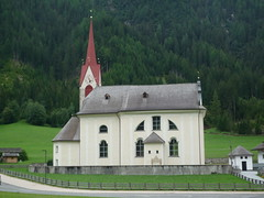 Casies valley - San Martino church (SoniaM (Italian teacher)) Tags: italia italy altoadige valledicasies valpusteria valle valli valley valleys chiesa chiese church churches casies
