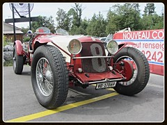 Maserati Tipo 26 M, 1926 (v8dub) Tags: maserati tipo 26 m 1926 schweiz suisse switzerland fribourg freiburg marly race rennwagen de course italian pkw voiture car wagen worldcars auto automobile automotive old oldtimer oldcar klassik classic collector