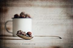 Frozen Fruit (With Textures) (DefinitelyDreaming) Tags: food foodphotography foodasart berries fruit frozen vintagelens helios442 textures stilllife sonya99 2lilowls