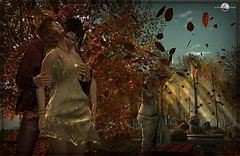 Love Bite. (MISS V ANDORRA 2016 - MISSVLA ARGENTINA 2017) Tags: go dvahairs argrace passion luanesworld qposes poses amour love autumn wind colors avatars secondlife fashion vintagestyle models topmodel music furnitures landscape shopping mesh roxaanefyanucci flickr nordembellys lesclairsdelunedesecondlife lesclairsdelunederoxaane couple dreams beauty designers moondanceboutique