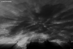 Street sky 1 (MAMF photography.) Tags: art arty blackandwhite blackwhite britain bw biancoenero beauty blancoynegro blanco blancoenero clouds darkclouds england enblancoynegro evening flickrcom flickr google googleimages gb greatbritain greatphotographers greatphoto inbiancoenero image images leeds ls27 mamfphotography mamf monochrome morley morleyleeds nikon noiretblanc noir negro north nikond7100 northernengland onthestreet photography pretoebranco photo road sex schwarzundweis schwarz street nude uk unitedkingdom upnorth westyorkshire yorkshire zwartenwit zwartwit zwart