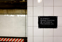 Signs of the NYC Subway 7 (andyfpp) Tags: fujifilm fuji x100t newyork newyorkcity subway 2016 signs symbols