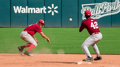 Fall Ball - Sept 21-38 (Rhett Jefferson) Tags: arkansasrazorbackbaseball hunterwilson jaxonwilliams