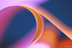 Color Curves (bnilesh) Tags: abstract color paper pattern curves shapes