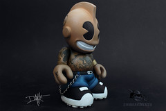 kid_chicano_tattoos (yo_commandante) Tags: art tattoo toy vinyl mascot kidrobot mexican custom vato arttoy homie chicano commandante cholo