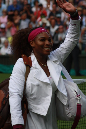 7515305824 80fe79e752 Serena Williams clinches 5th Wimbledon Title photo