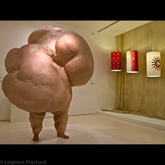 I can't help the way I feel (widdowquinn) Tags: uk england sculpture london art body places science biology selfimage wellcome johnisaacs bodyhorror wellcomecollection theplightoftheindividual