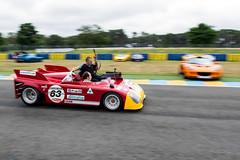 ALFA ROMEO T33-3 1971 - Le Mans Classic 2012 - (Nicolas Serre) Tags: classic 1971 5 plateau mans le alfa romeo grille juillet dimanche 08 2012 pr t333