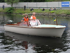 classic boats ronneby