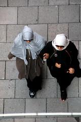 From Above (josephzohn   flickr) Tags: girls people fromabove tjejer mnniskor uppifrn brahegatan