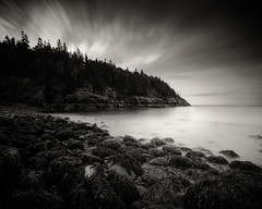 Hunter Beach July Twilight (Nate Parker Photography) Tags: anp maine mainecoast mountdesertisland mdi acadianationalpark haveaniceday coastofmaine maineart acadianationalparkimages nateparkerphotography photosofacadia mainefineartphotography fineartphotographyofmaine hunterbeachacadia