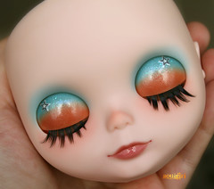 Roxie's eyelids :)