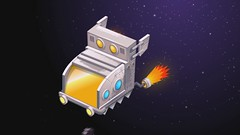 Lucky Invader(s) (GuGGGar) Tags: motion ship space aliens animation spaceship invaders luckyinvader