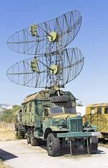 radar (David Unsworth (davidu)) Tags: mobile museum aircraft aviation radar plovdiv detection bulgarian krumovo flatface