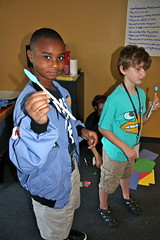 """COSI's """"Destination Space"""" Summer Day Camp (cosiscience) Tags: columbus summer camp moon industry museum day space air center science explore shuttle destination rocket launch cosi"""
