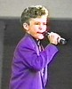 Justin Timberlake age 12 Credit:WENN