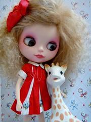 Ginger and Giraffe