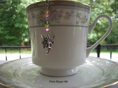 fairy tea (Prim*Rose*Hill) Tags: tea infuser teaball